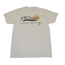 Back To The Future Hill Valley High T-Shirt