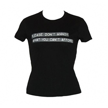 Please Don't Annoy Junior T-Shirt