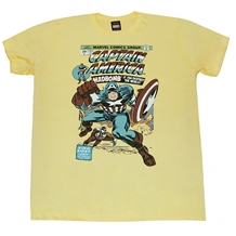 Captain America Capts T-Shirt