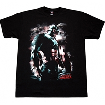 Captain America World War T-Shirt