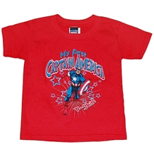 My First Captain America T-Shirt