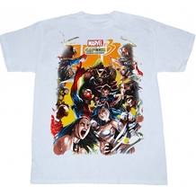 Marvel Capcom Party T-Shirt