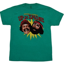 Cheech and Chong Up In Smoke T-Shirt