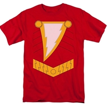 Shazam Uniform Costume T-Shirt