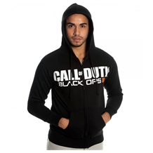 Call Of Duty: Black Ops 2 Zip Front Hoodie
