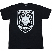 Call Of Duty: Black Ops Zombie Labs T-Shirt