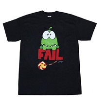 Cut The Rope Fail T-Shirt