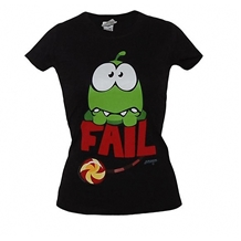Cut The Rope Classic Fail Junior Tee
