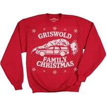National Lampoon's Christmas Vacation Griswold Family Vacation Sweatshirt