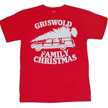 National Lampoon's Christmas Vacation Griswold Family Vacation T-Shirt