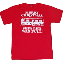 National Lampoon's Christmas Vacation Shitter Was Full T-Shirt