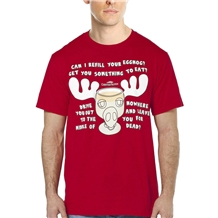 National Lampoon's Christmas Vacation Moose Mug T-Shirt