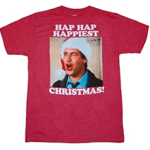 National Lampoon's Christmas Vacation Hap Hap Happiest T-Shirt
