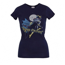 Batgirl Night Person Junior Tee