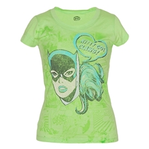 Catwoman Kitty Got Claws Junior Tee