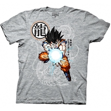 Dragon Ball Z Goku Fireball T-Shirt