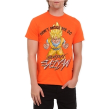 Dragon Ball Z Dont Make Me Go Super Saiyan T-Shirt