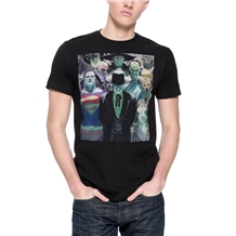 DC Comics Justice League Villians By Alex Ross T-Shirt