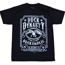 Duck Dynasty Duckaholic T-Shirt
