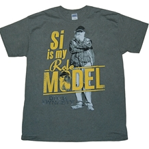 Duck Dynasty Si Is My Role Model T-Shirt