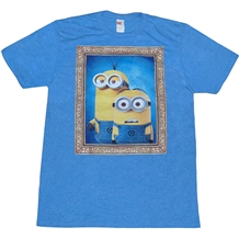 Despicable Me Minions Portrait T-Shirt