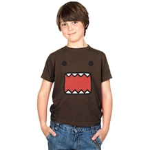 Domo Face Youth Kids T-Shirt