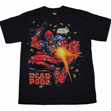 Deadpool Girl Getter T-shirt