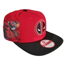 New Era Sider Deadpool Hap