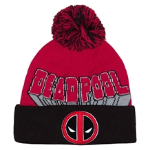 New Era Winter Fresh Deadpool Knit Beanie