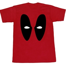 Deadpool Visage T-Shirt