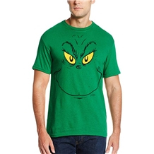 Dr. Suess Grinch Face T-Shirt