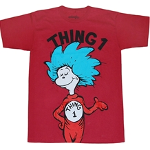 Dr. Suess Thing 1 T-Shirt