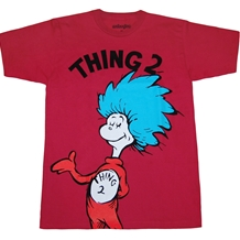 Dr. Suess Thing 2 T-Shirt