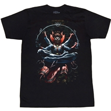 Doctor Strange Levitation T-Shirt