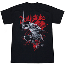 Deathstroke Leaping T-Shirt