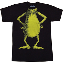 Grinch Costume Mens T-Shirt