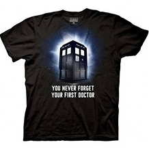 Doctor Who First Doctor  T-Shirt
