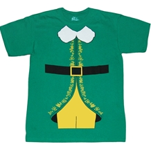 Buddy Elf Costume T-Shirt