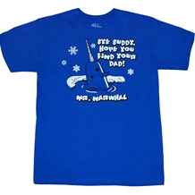 Elf Mr Narwahl T-Shirt