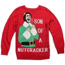 Elf Son Of Nutcracker Ugly Christmas Sweater