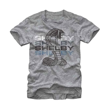 Ford Shelby Cobra Repeat Logo T-Shirt