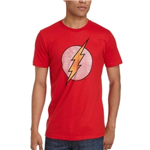 Flash Symbol Vintage T-Shirt