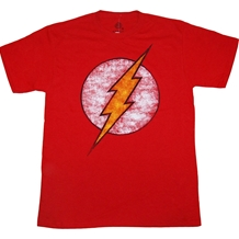 Flash Distressed Logo T-Shirt