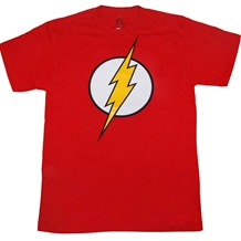 Flash Glow Logo Adult T-Shirt