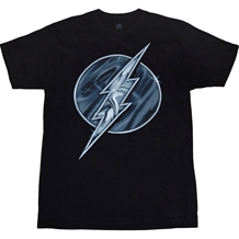 Flash Chrome Logo T-Shirt