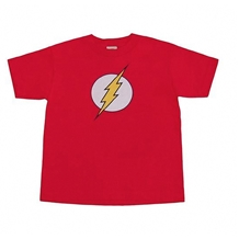 Flash Logo Youth Kids T-Shirt