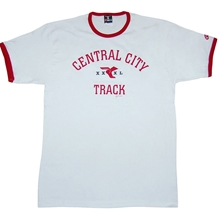 Flash: Central City Track T-Shirt
