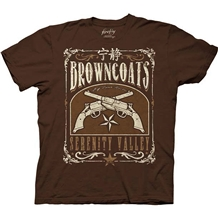 Firefly Browncoats T-Shirt