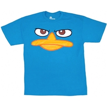 Perry the Platypus Duck Bill Juvy T-Shirt
