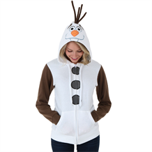 Frozen I Am Olaf Junior Women's Hoodie